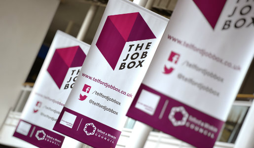 Telford Job Box ready to help A Level students on results' day
