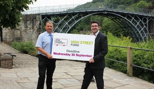 High Street fund gets nearly 50 bids