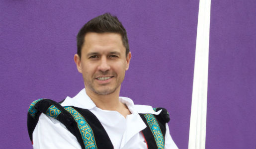 Join Jeremy Edwards in our 2015 panto