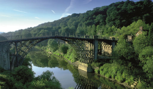 New temporary road opens through Jackfield Stabilisation Project