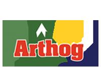Arthog Wales logo