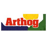 Arthog Telford logo