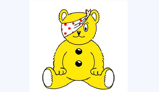 Children In Need Pudsey