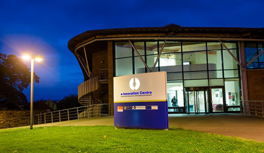 Image of the E-innovation centre telford.