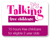 Logo for Talking 2s
