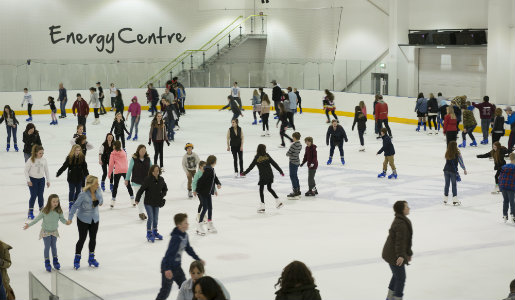 telford ice rink energy centre