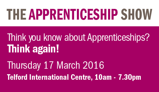 the apprenticeship show