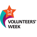National Volunteers' Week (1 - 7 June 2018)