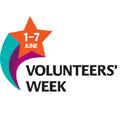 National Volunteers' Week (1 - 7 June 2019)