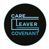 Picture of the care leaver logo