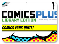 Comics Plus graphic