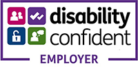 Disability confident employer icon