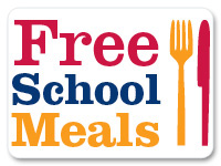 Free School Meals graphic