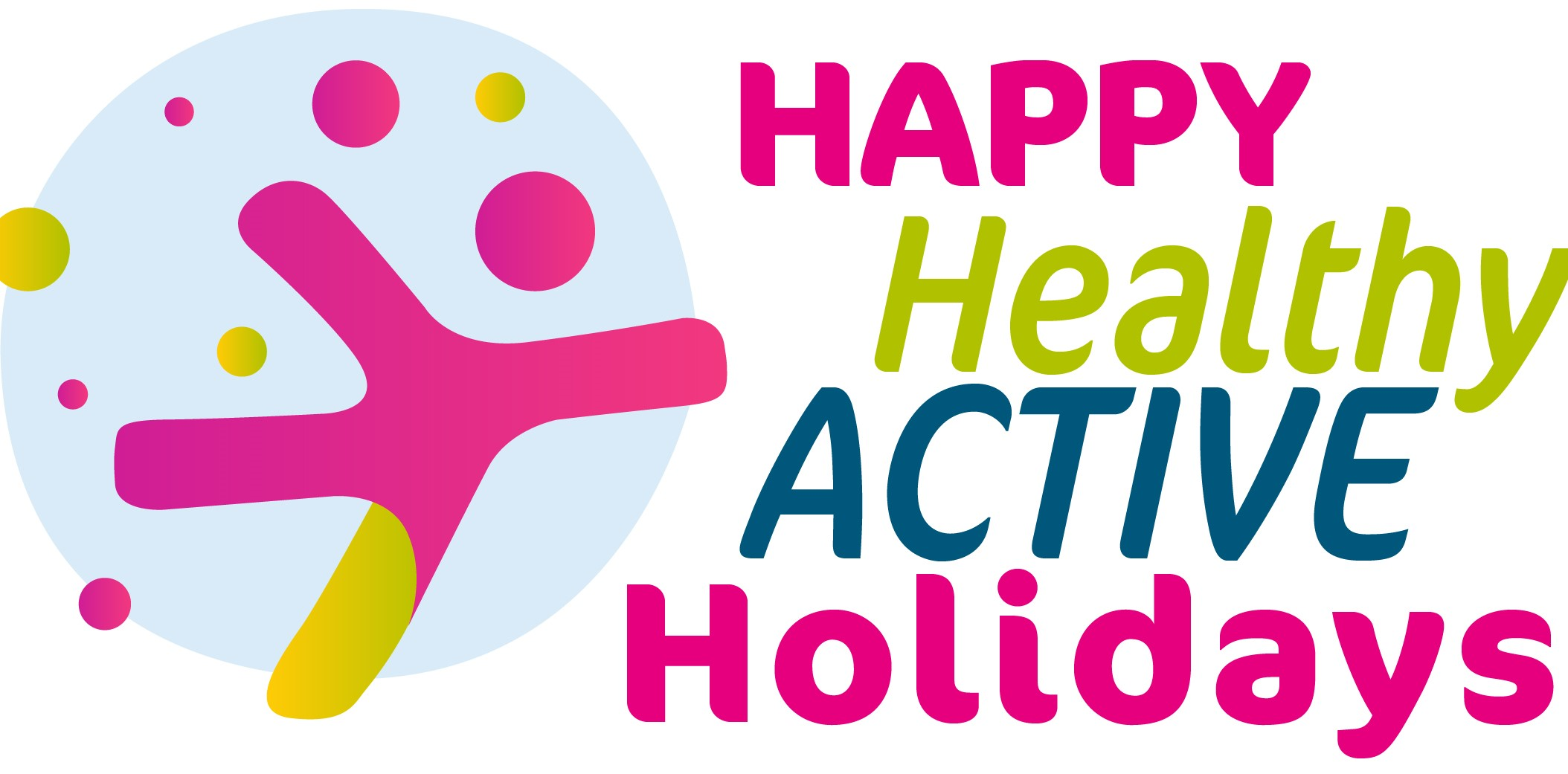 Happy Healthy & Active Holiday programme logo