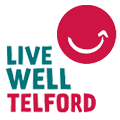 Picture of the Live Well Telford logo