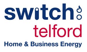 The Switch Telford logo