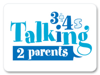 Logo talking 3+4s