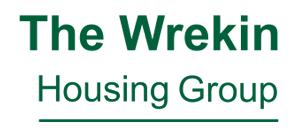 Illustration of The Wrekin Housing Group logo