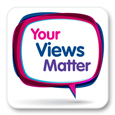 Your Views Matter logo