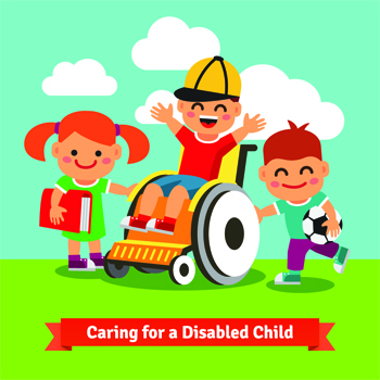 Disabled Children and Young People Record
