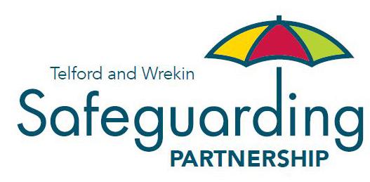 Telford & Wrekin Safeguarding Children Board logo